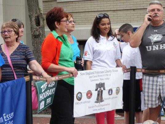 Senior Citizen Center Director, Martha Velez