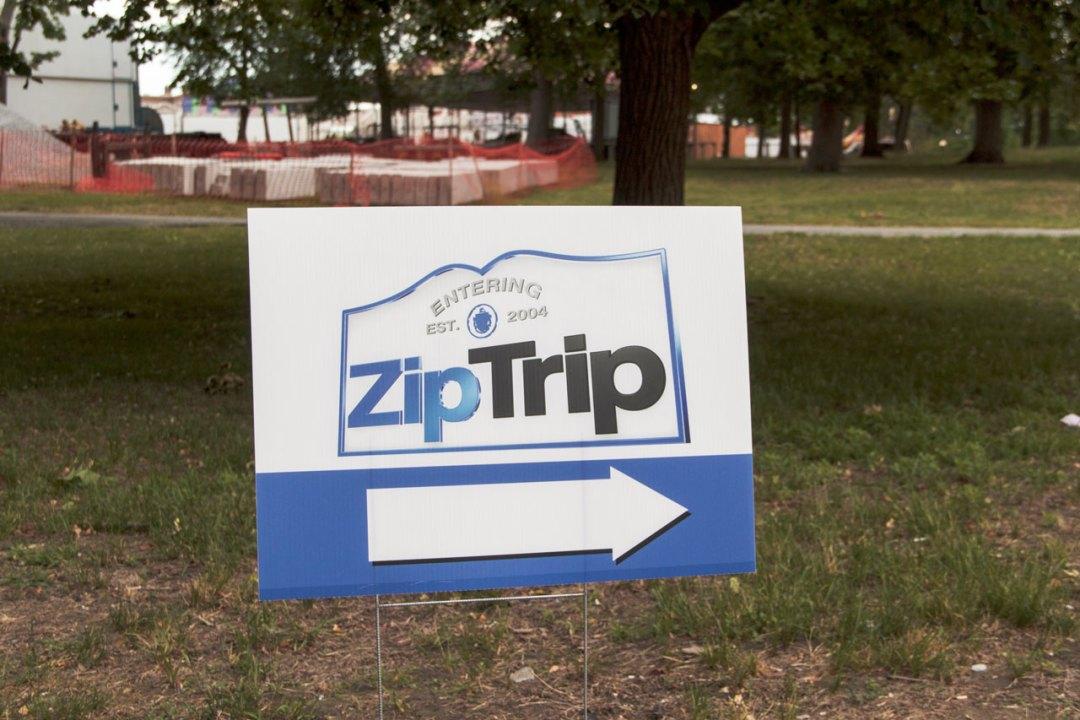 Zip Trip Lawrence