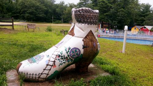 Haverhill Shoe at Camp Tasker