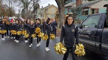 Middle-school Cheerleaders