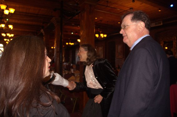 Lisa Rajczyk, Jane Thiefels, Steve Gordon