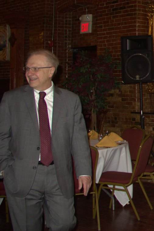Haverhill City Councilor Bill Macek