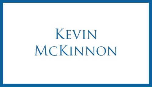 Kevin McKinnon