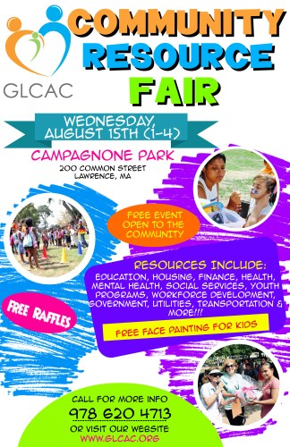 GLCAC, Inc. Community Resource Fair - 2018
