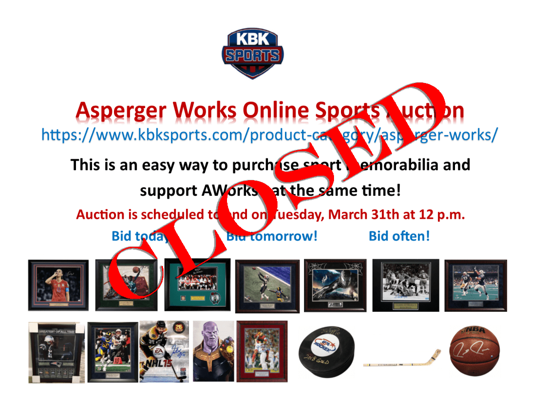 Sports Auction - Closed