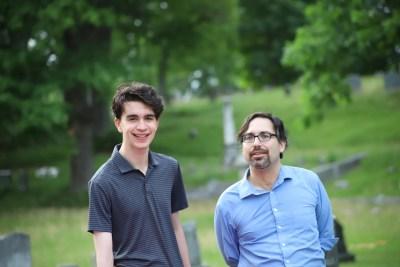 Josiah Morrow and Daniel Rajczyk