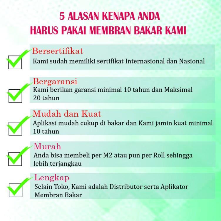 08.13.82. 44. 79. 93  hubungi kami :  harga membran per meter  di  Blukbuk, Kabupaten Tangerang