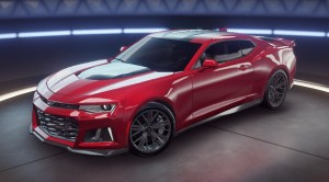Chevrolet Camaro ZL1 50th Edition