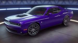 Dodge 挑战者392 Hemi Scat-Pack