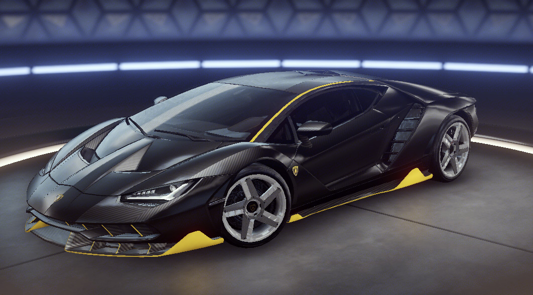 Lamborghini Centenario Asphalt 9 Legends Database
