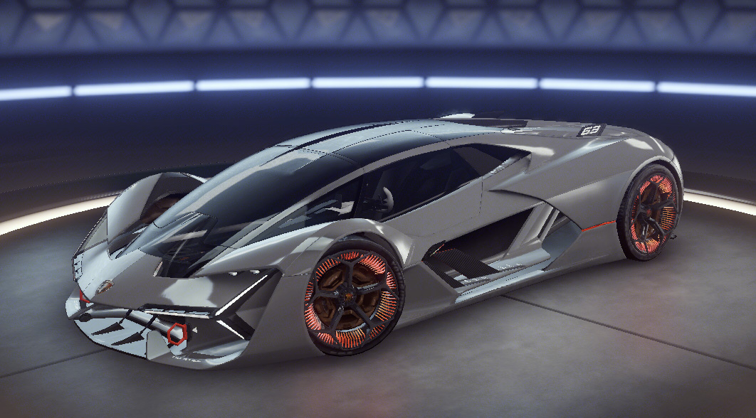 Lamborghini Terzo Millennio Asphalt 9 Legends Database