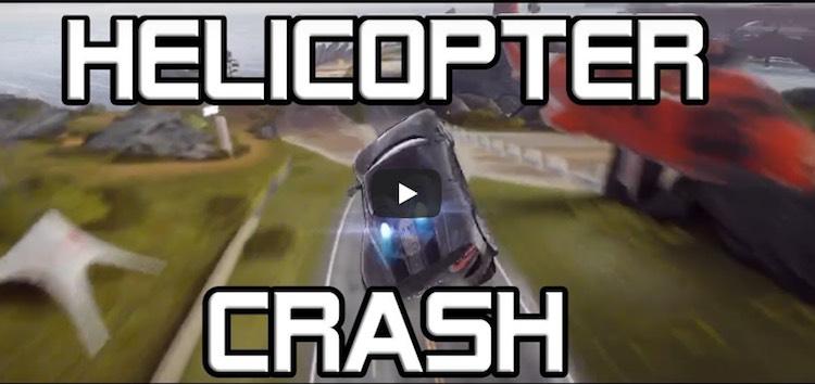 헬리콥터 충돌