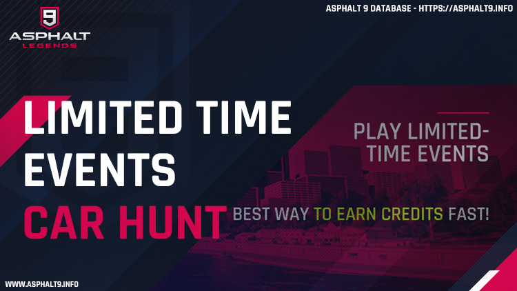 car hunt events
