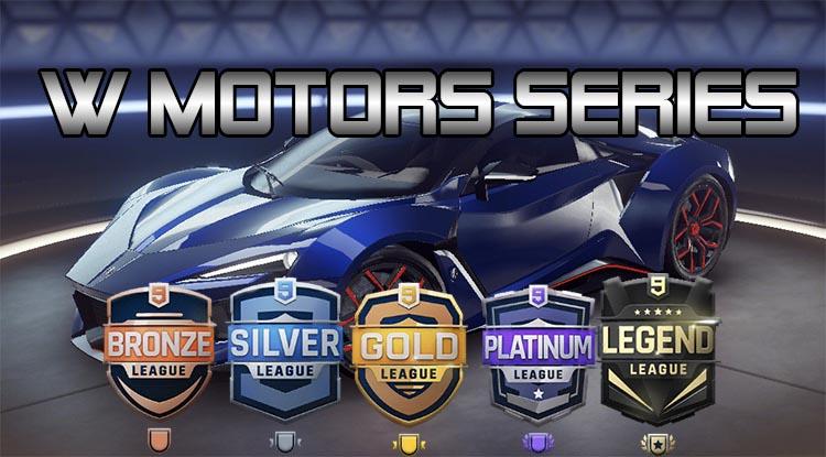 w Motoren Fenyr-Serie