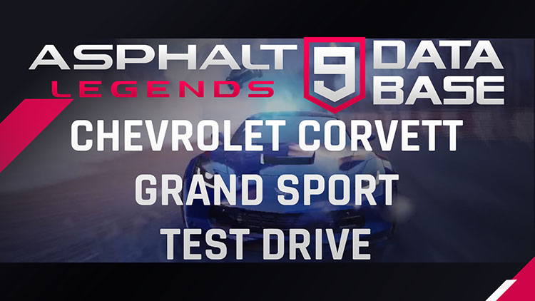 chevrolet corvette test drive