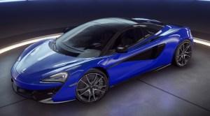 McLaren Паук 670-х годов