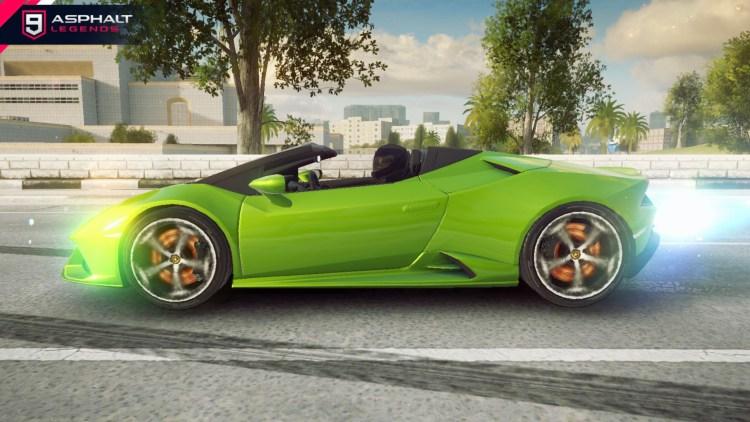 Lamborghini Huracan Evo Spyder2