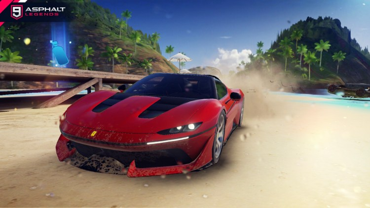 Asphalt 9 Ferrari J 50 Gallery3