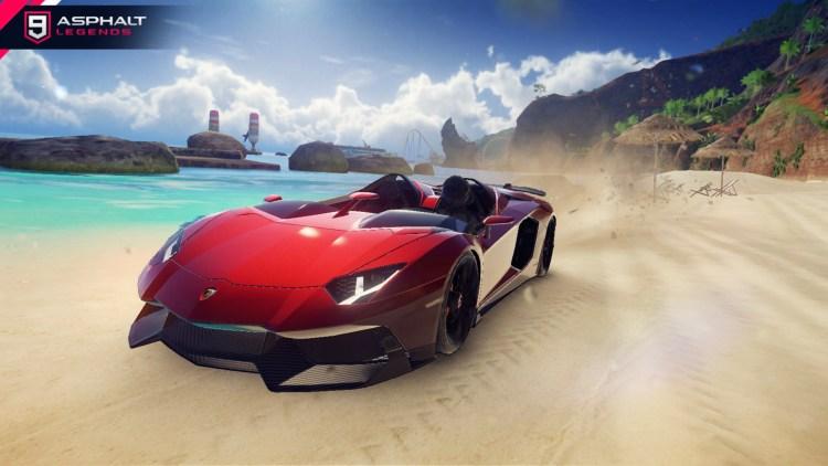 Lamborghini Aventador J ギャラリー6 Asphalt 9 Legends