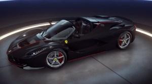 FerrariラFerrari- アペルタ