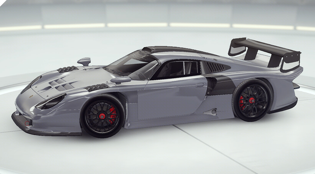 Asphalt 9 Porsche 911 GT1 Evolution