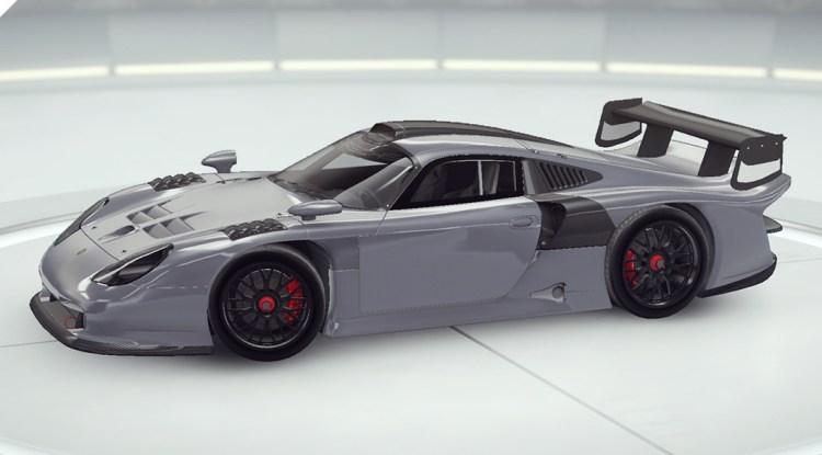 9 asphalte Porsche 911 GT1 Evolution