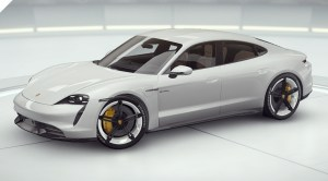 Асфальт 9 Porsche Taycan Turbo S