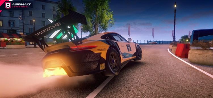 Asphalt 9 Legends Porsche 911 GT2 RS Clubsport Gallery_1