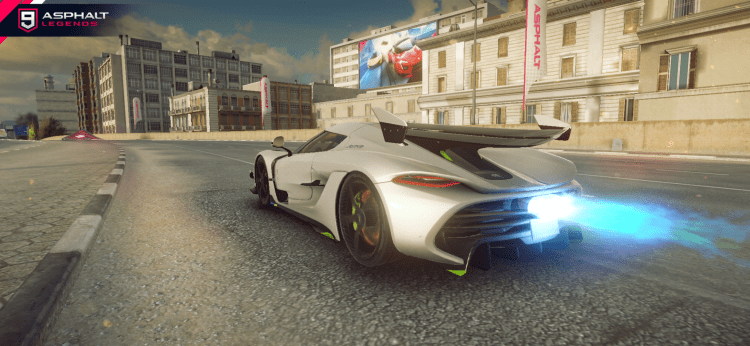 Asphalt 9 Legends Koenigsegg Jesko Gallery_2