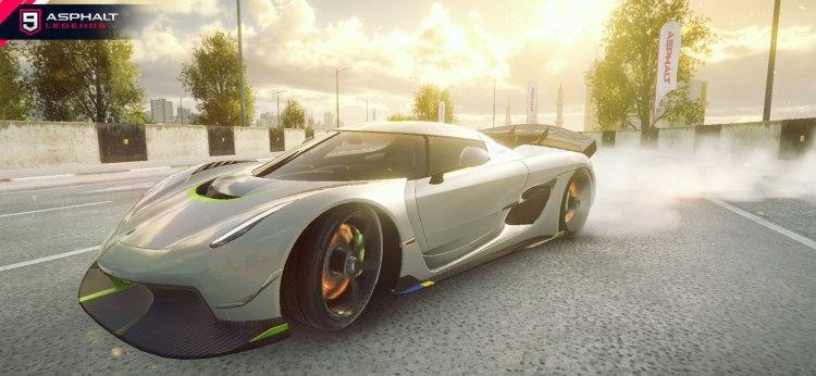 Asphalt 9 Legends Koenigsegg Jesko Gallery_3