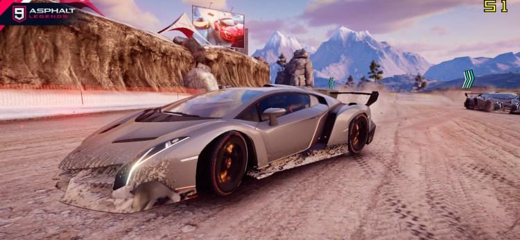 Asphalt 9 Legends Lamborghini Veneno Gallery_2