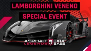 Lamborghini Veneno Événement spécial