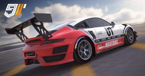 Porsche 911 GT2 RS Clubsport Grand Prix