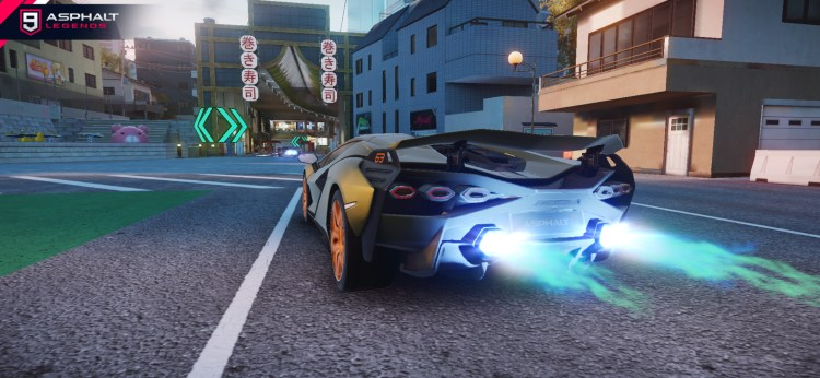 Asphalt 9 Legends Lamborghini FKP 37 Gallery_3