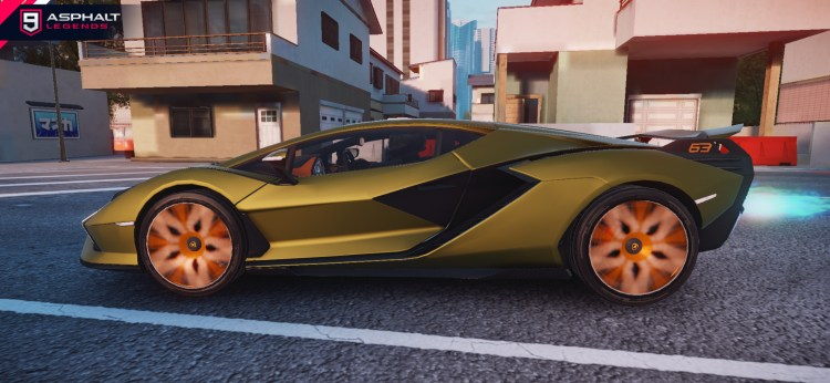 Asphalt 9 Legends Lamborghini FKP 37 Gallery_4