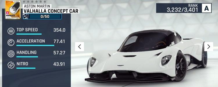 update 14 Aston Martina Valhalla Concept Car