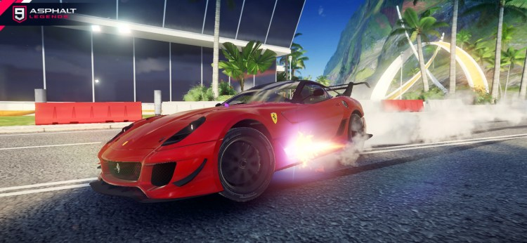 Asphalt 9 Legends Ferrari 599XX Evo Gallery_3