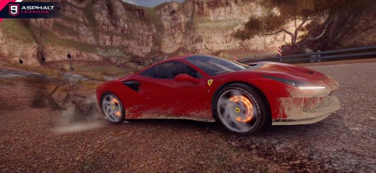 Asphalt 9 Legends Ferrari F8 Tributo Gallery_1