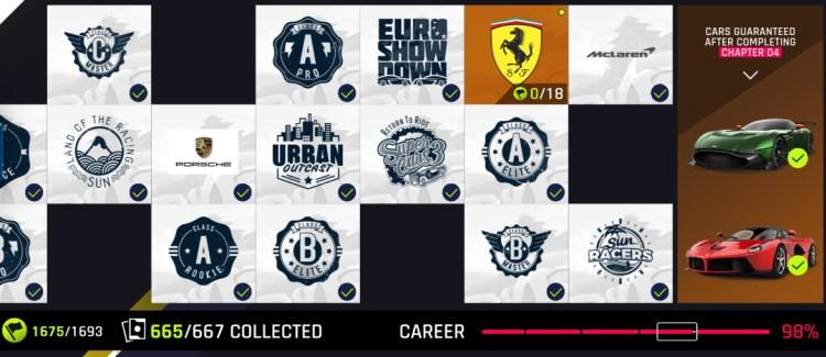 Update 15 Ferrari Season New Career Season
