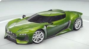 Citroen GT by Citroen