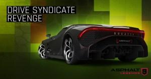 Asphalt 9 Drive Syndicate 3 Revenge