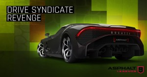 Asphalt 9 Drive Syndicate 3 Rache