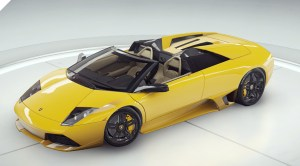 Asphalt 9 Lamborghini Murcielago LP 640 Roadster