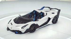 Asphalt 9 Lamborghini SC20