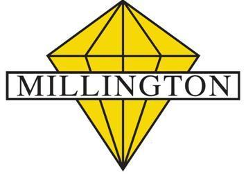 Millington Diamond Logo