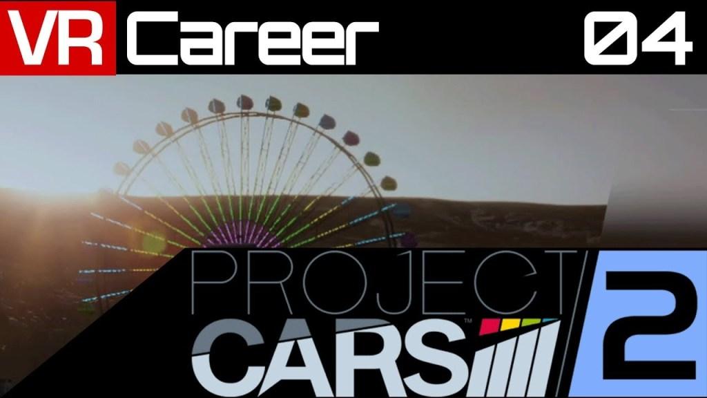 Project Cars Career Rain