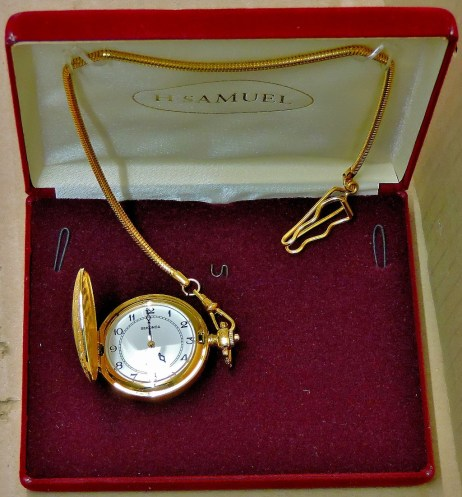 This watch is lot 1