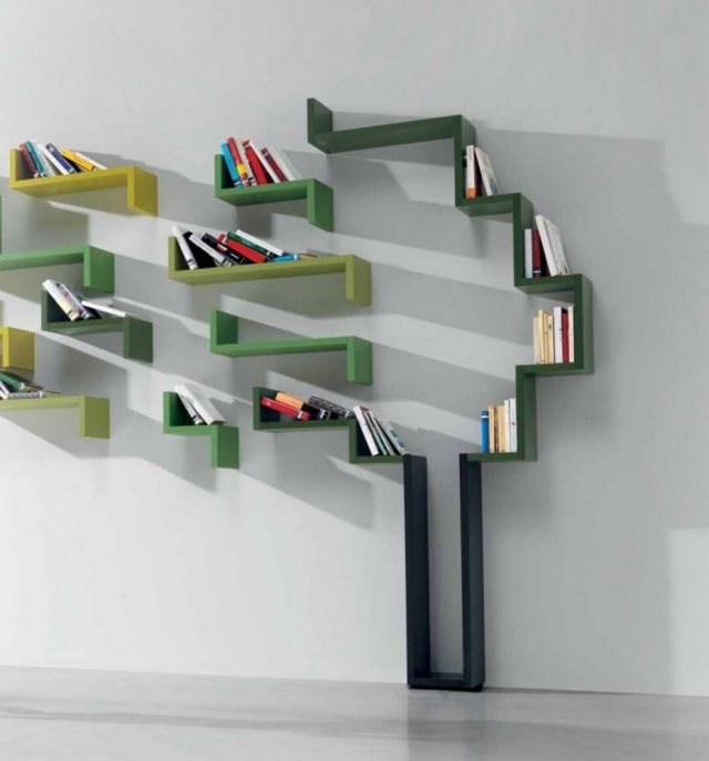 wall shelf design in 33 surprising
