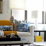 Kombiner Farverne Til Den Perfekte Indretning Til Stuen Paintonline Info