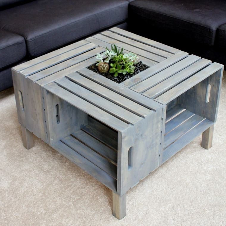 coffee table pallet in 55 inspiring